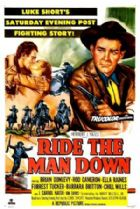 Ride the Man Down 1952 DVD - Brian Donlevy / Rod Cameron